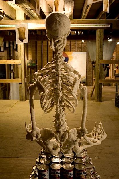 Amazing Knit Skeleton   Make: