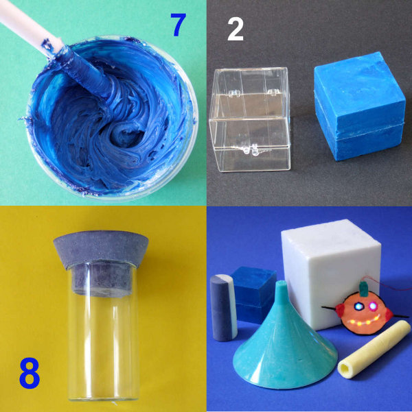 DIY casting silicone from caulk, pourable version | Make: