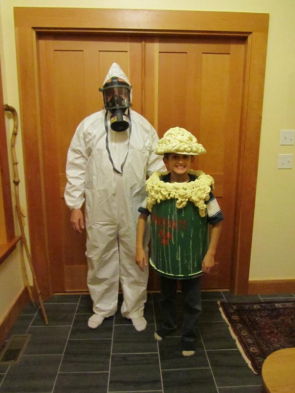 Adorable Toxic Waste Costume Make Diy Projects How Tos