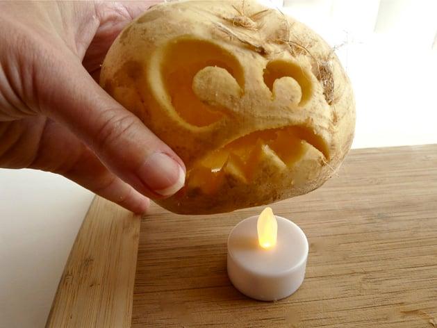 Turnip Lantern 7