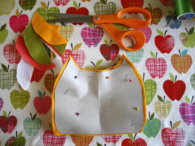 Owl Tea Cozy Step4