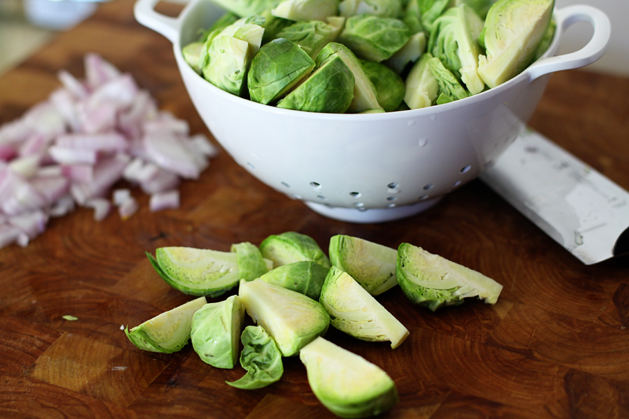 Thanksgiving Brusselsprouts-Cutandchopped