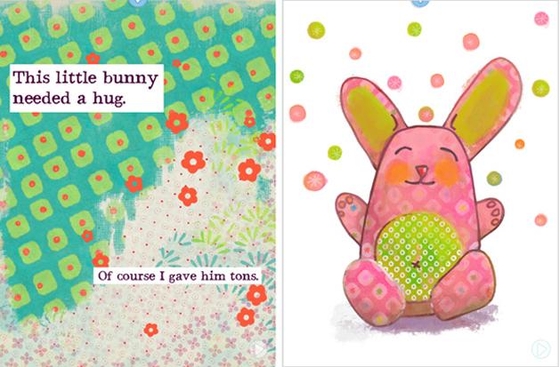 Littlebunniesapp Screen2