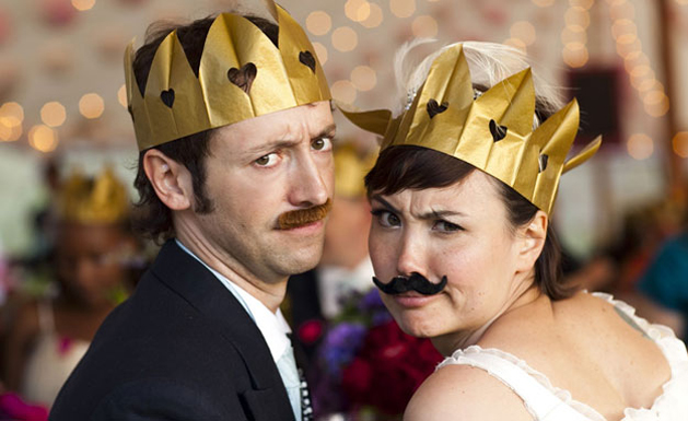 Eunice Crowns From Crackers