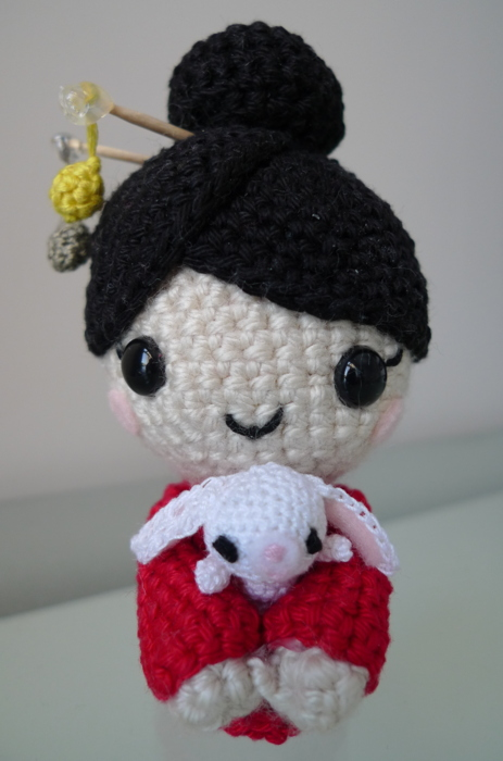 Amigurumi Pattern Maker : Chinese New Year Amigurumi Doll Pattern Make:
