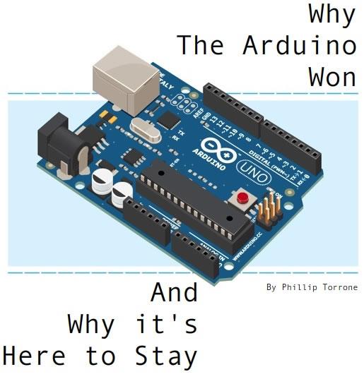 Why the Arduino won...