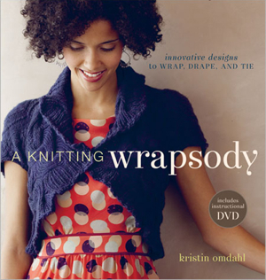 Bookcover Knitting Wrapsody