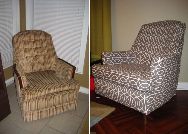 How To Sew A Slipcover Make