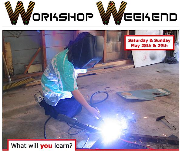 Workshop Weekend 2011