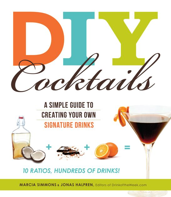 How to make your own infused spirits make for How to make flavored martinis