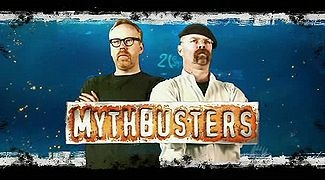 Mythbusters Title Screen