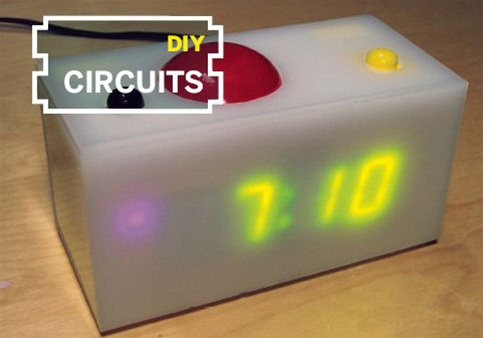 Real time parts clock kit