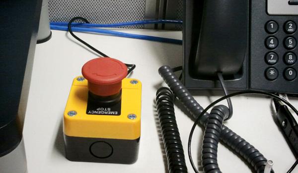 Boss Dialing Button
