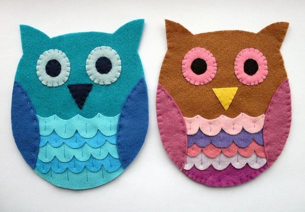How To Felt Owl Make