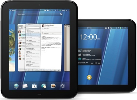 Hp Touchpad 0-1