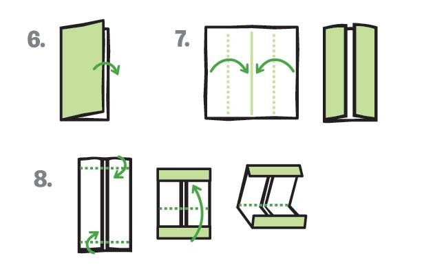 Paper Scrap Picture Frame | Make: