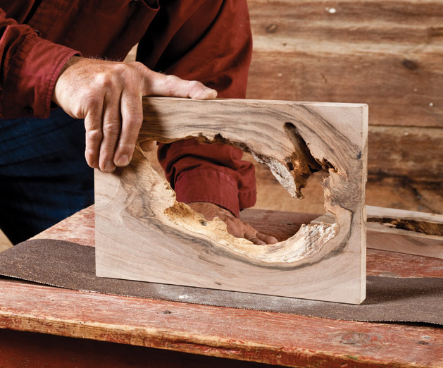 Project Excerpt Book Review Knothole And Hollow Log