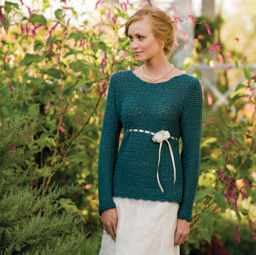 Pattern: Becoming Jane Sweater Make: