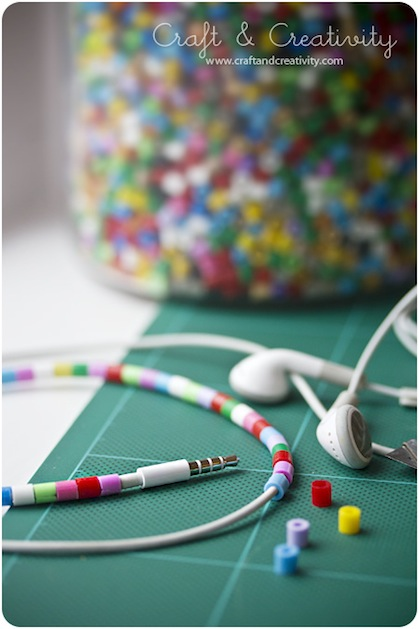 How To Decorate Your Earbuds Make