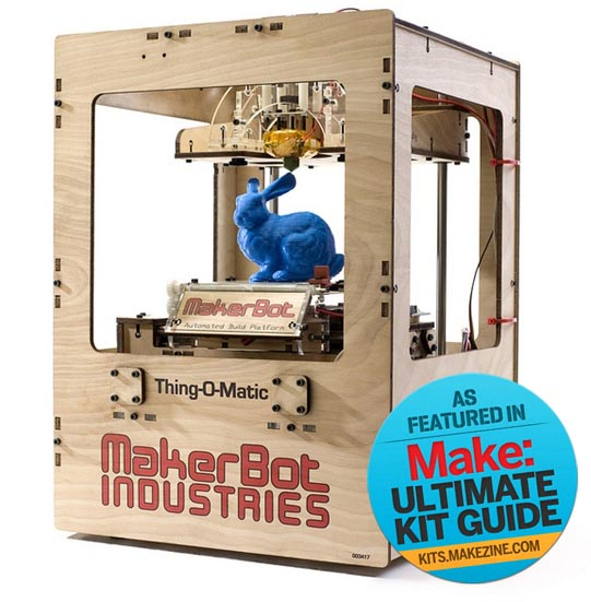 Kit a day giveaway makerbot thing o matic 2 of 5 make for Sip kits