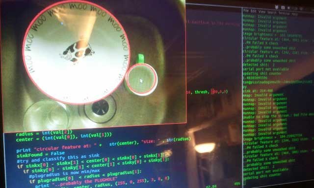 Detecting Dirty Dishes with OpenCV