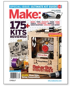 Make Ultimate Kits Guide 2012