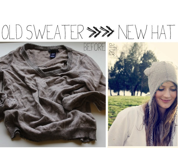 How-To: Recycled Sweater Hat | Make: