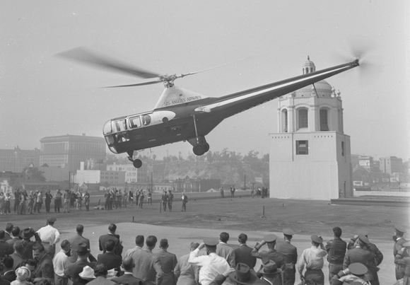 The World's First Helicopters