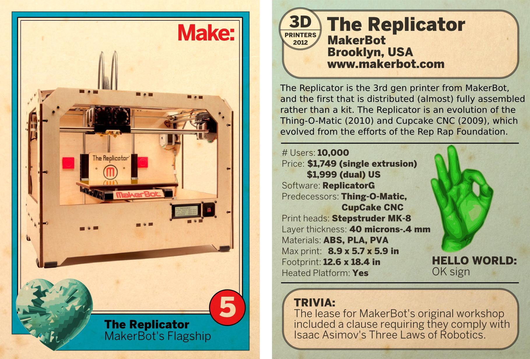 The Replicator