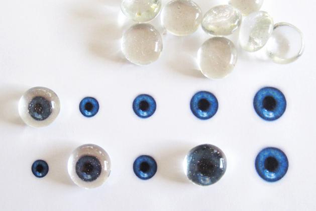 Flashback Create Easy Glass Eyeballs For Steampunk