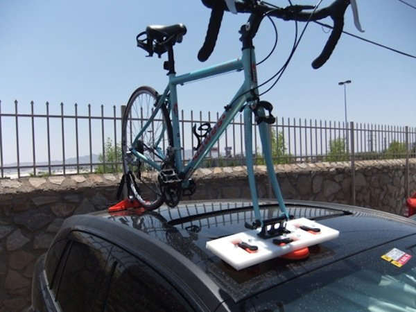 Diy Suction Mounted Roof Rack Make