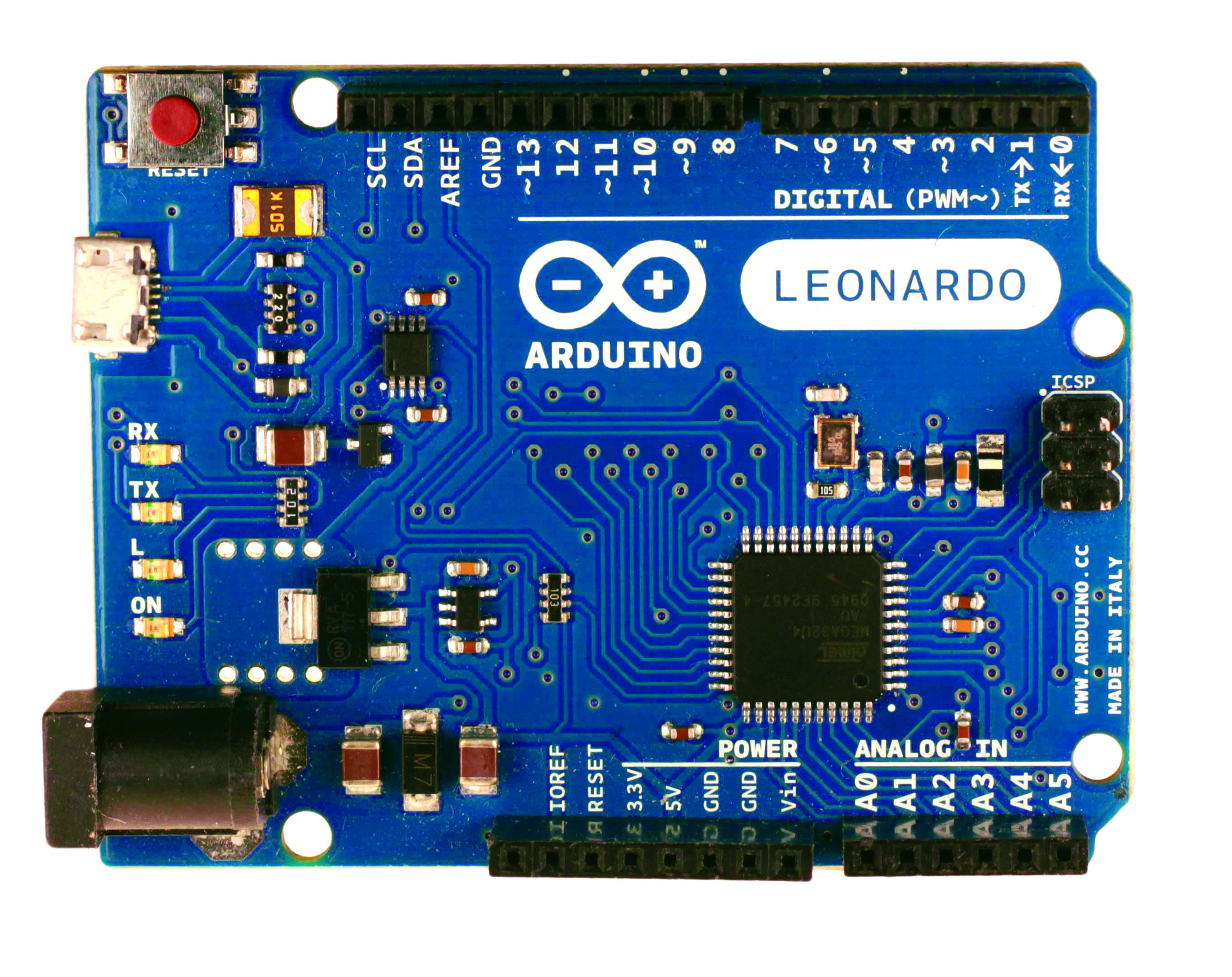 What's Cool in Arduino — Meet the Arduino Leonardo