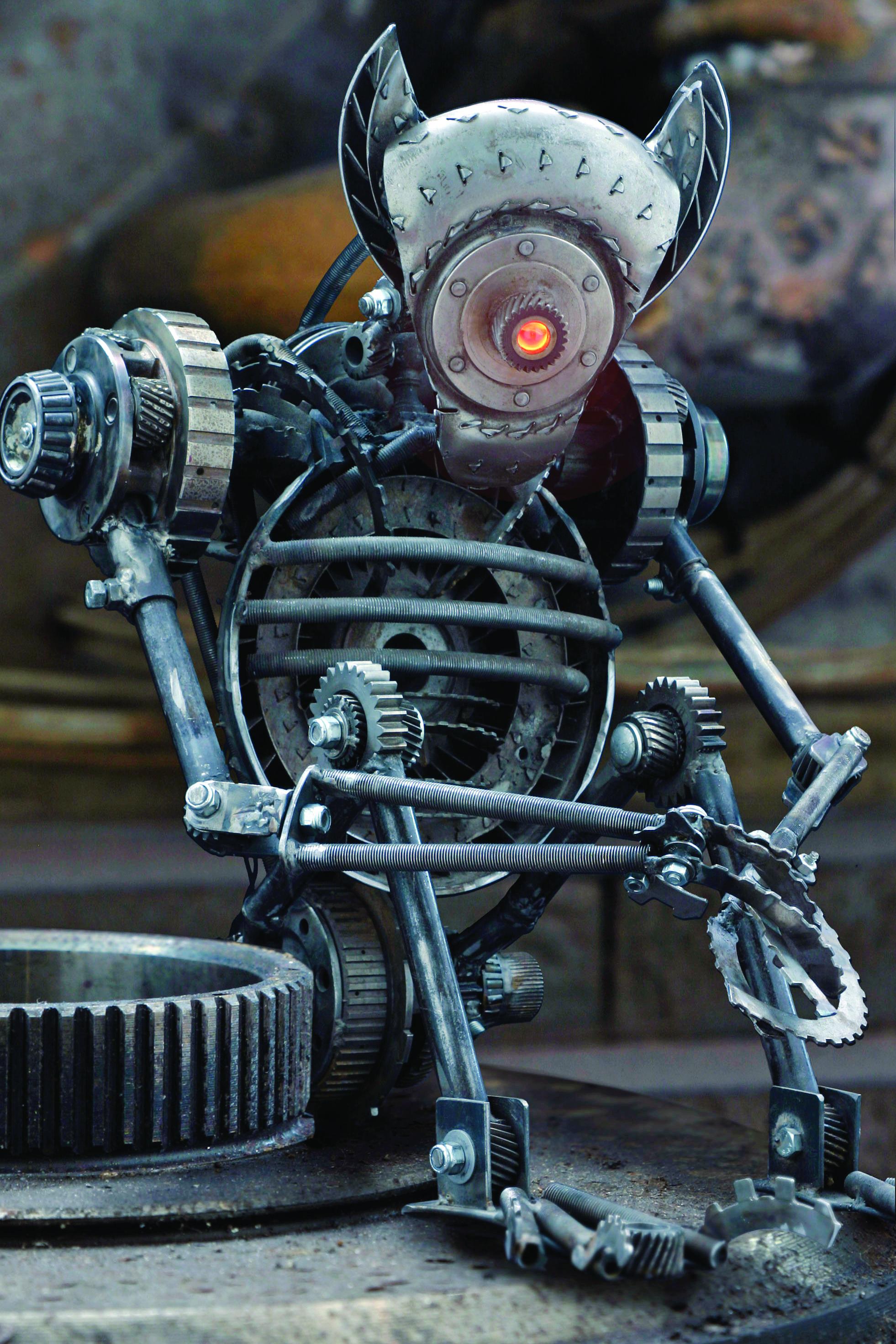 machine rat