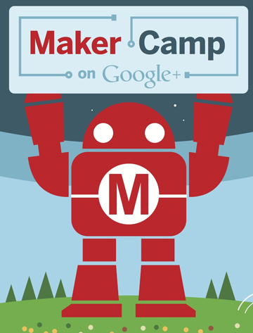 Maker Camp Logo