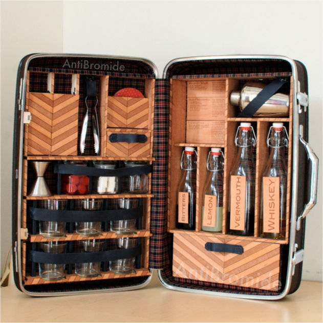 Suitcase Food Ideas