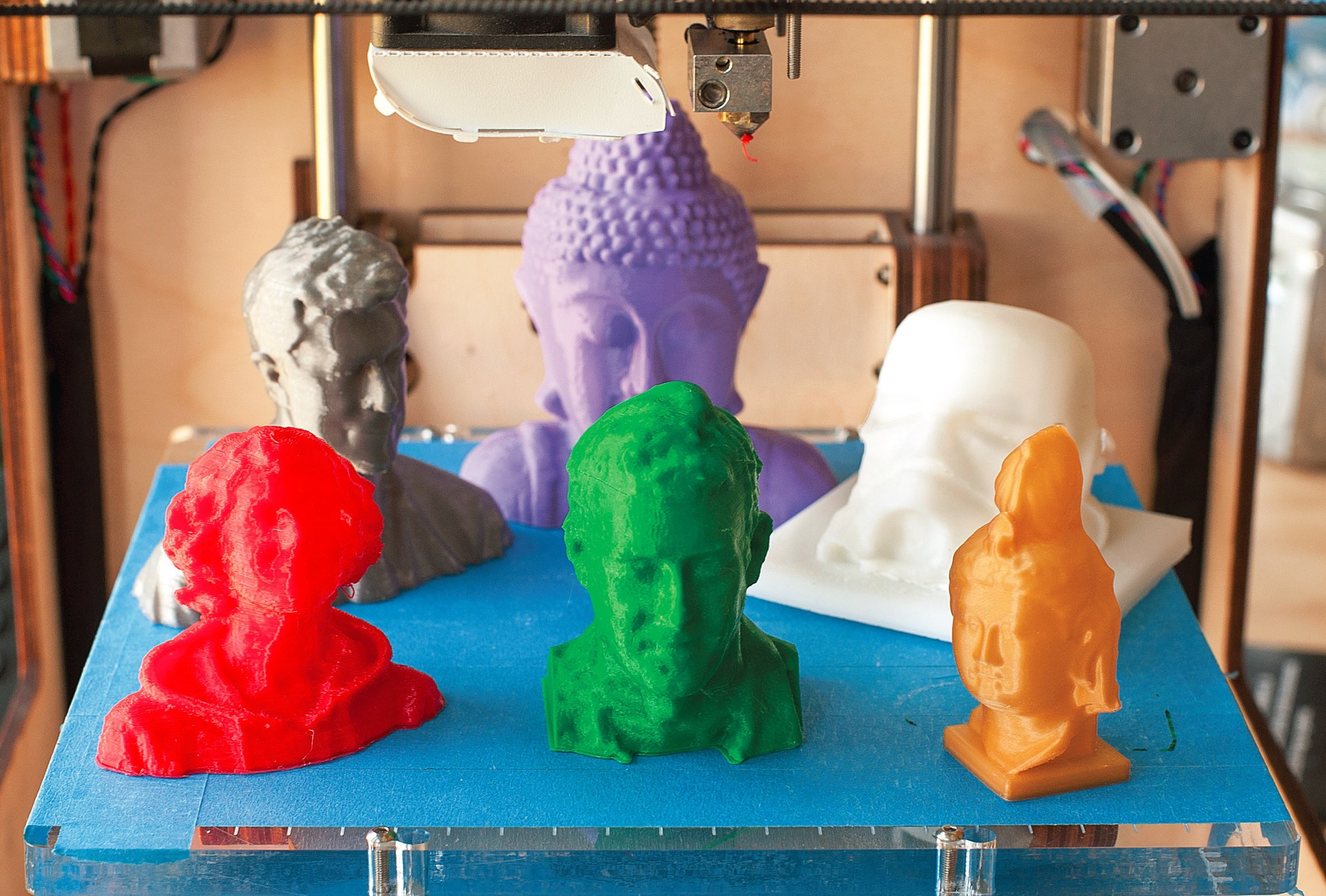 Print a 3D Model of Your Head