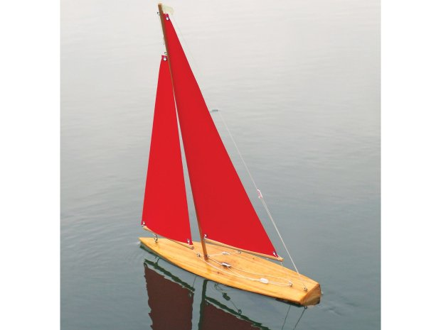 M20 wooden mini yacht