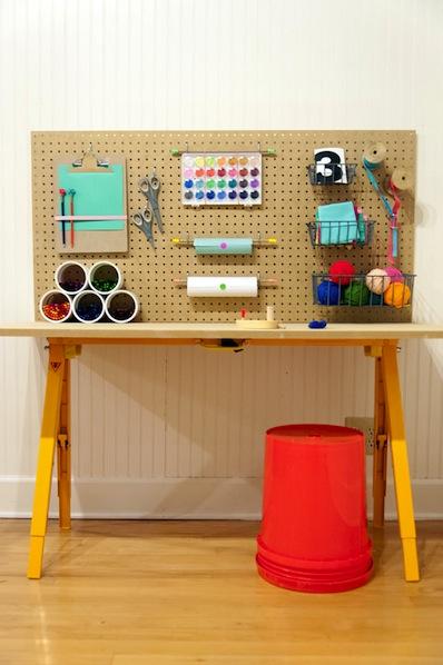 handmadecharlotte_kids_craft_station