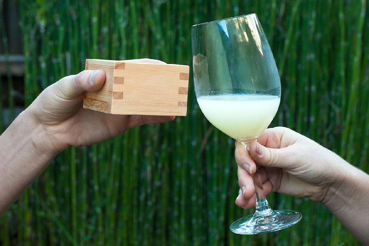 Kanpai! Brewing Sake