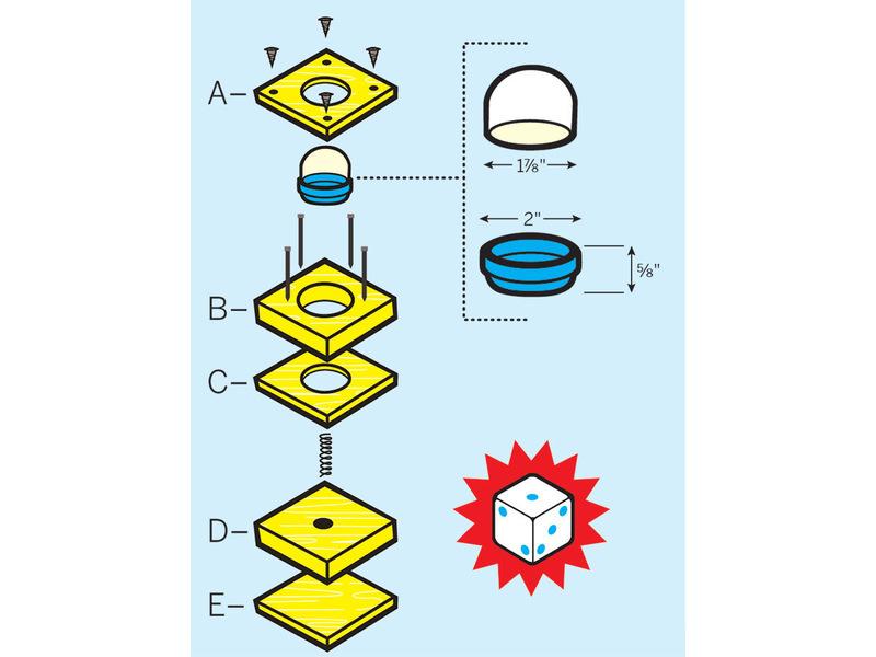 dice popper diagram