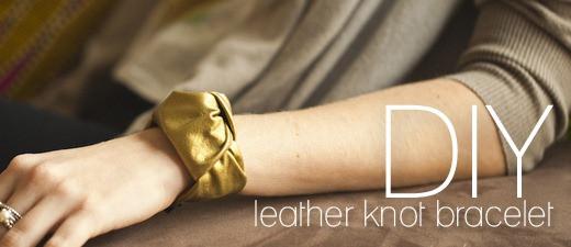 DIY-Leather-Knot-Bracelet-1
