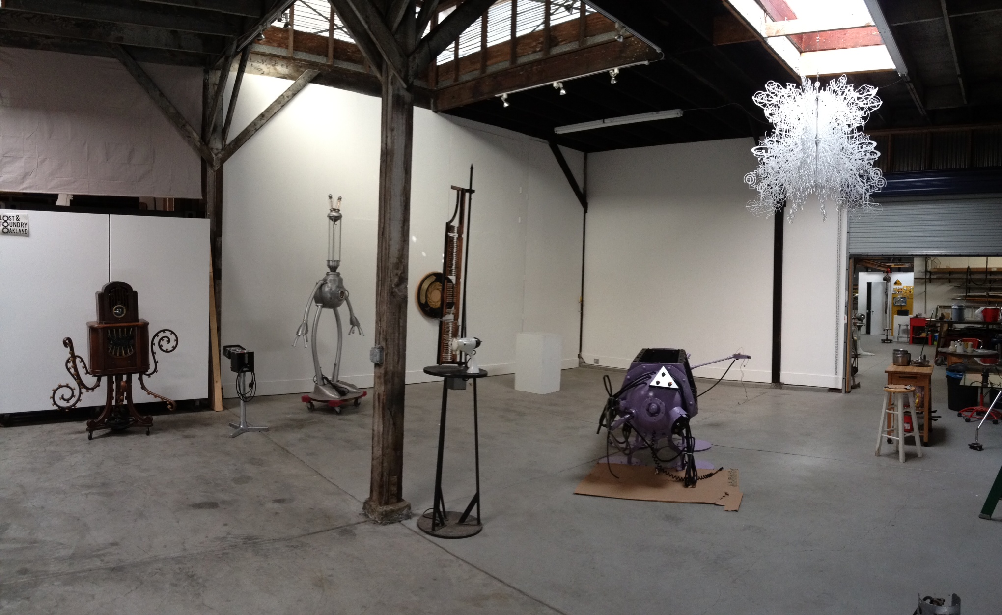 lost and foundry gallery