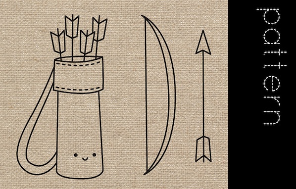 wildolive_bow_and_arrow_embroidery_pattern
