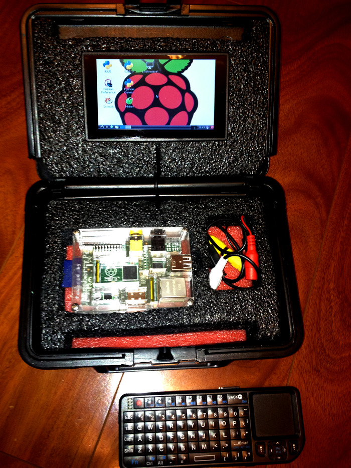 How to build a WiFi <b>picture</b> frame with a <b>Raspberry</b> <b>Pi</b>