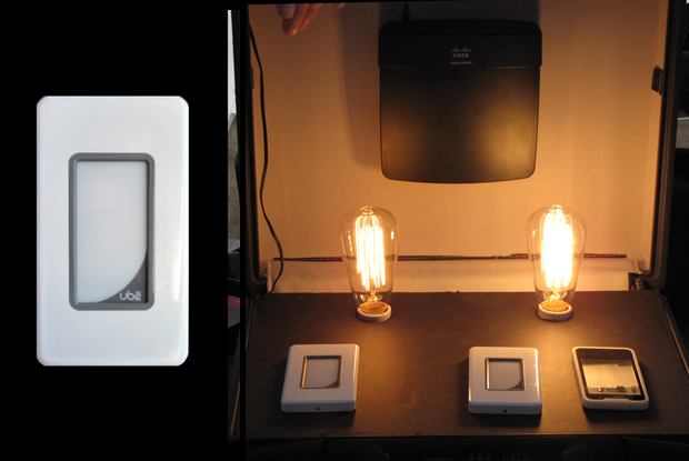 Ube WiFi Connected Smart Light Dimmer