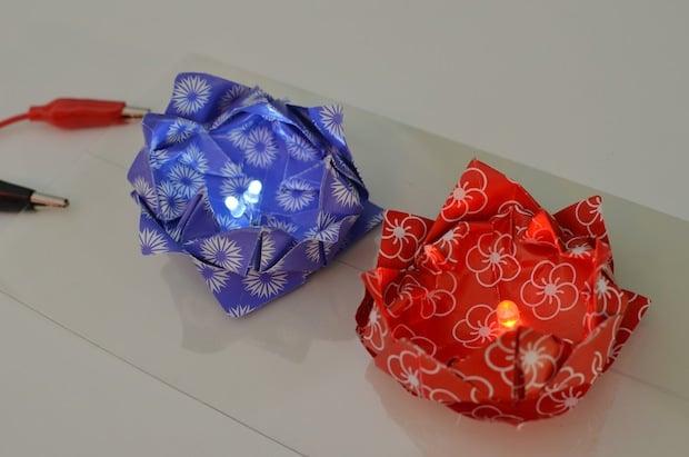 adafruit_LED_origami