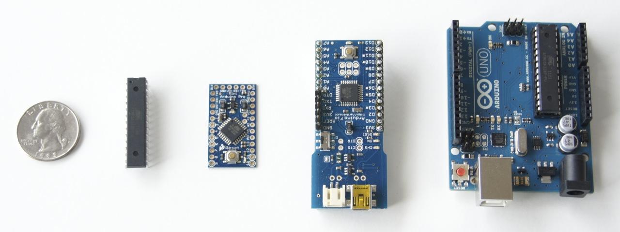 Arduino uno vs beaglebone raspberry pi make