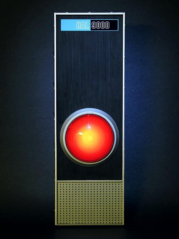 Adafruit HAL 9000 Repsimile