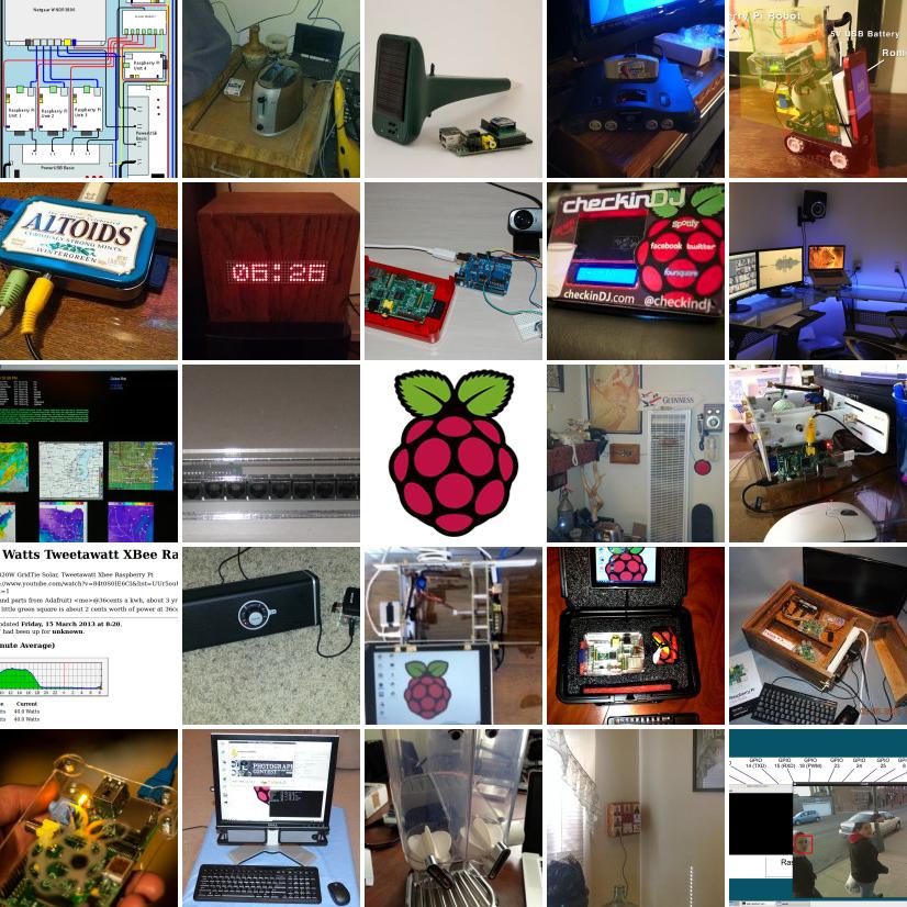 Raspberry Pi Design Contest