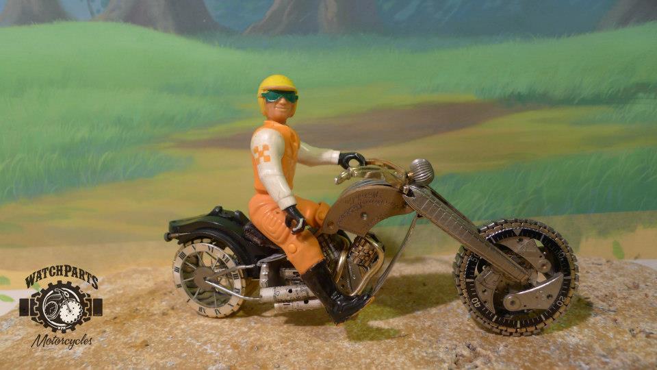 tanenbaum motorcycle